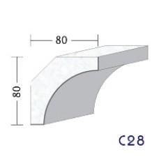 C28 - interiérne profily