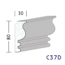 C37D - interiérne profily