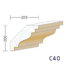 C40 - cornices