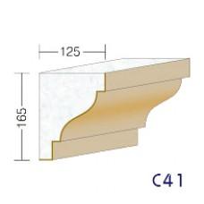 C41 - cornices