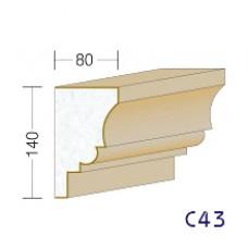 C43 - cornices