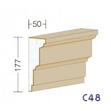 C48 - cornices