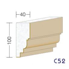 C52 - cornices