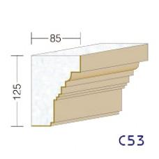 C53 - cornices