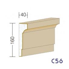 C56 - rímsy