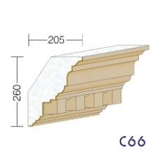 C66 - rímsy