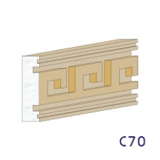 C70 - rímsy