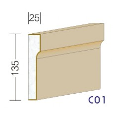 C01 - Rabbets & window lining