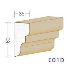 C01D - Rabbets & window lining