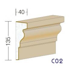 C02 - špalety