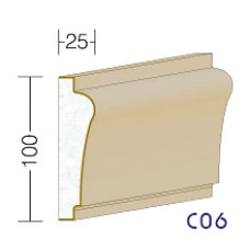 C06 - Rabbets & window lining