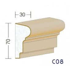 C08 - špalety
