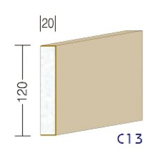 C13 - Rabbets & window lining