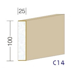 C14 - Rabbets & window lining