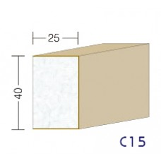 C15 - Rabbets & window lining