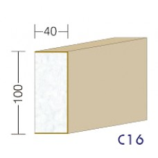 C16 - Rabbets & window lining