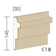 C18 - Rabbets & window lining