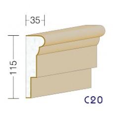 C20 - špalety