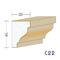 C22 - špalety