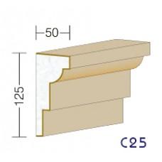 C25 - špalety